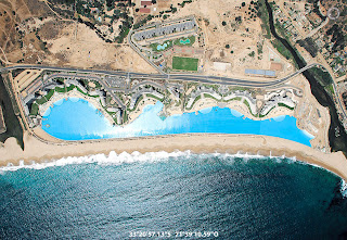 Tourism world 39 s largest swimming pool - Where is the worlds largest swimming pool ...