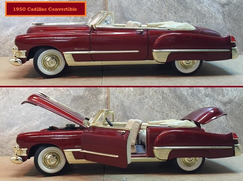 1950 Cadillac Convertible