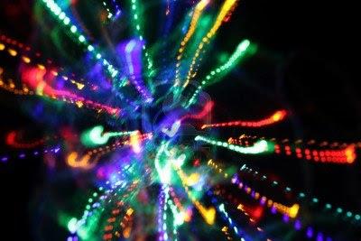 Luces para navidad de todos colores