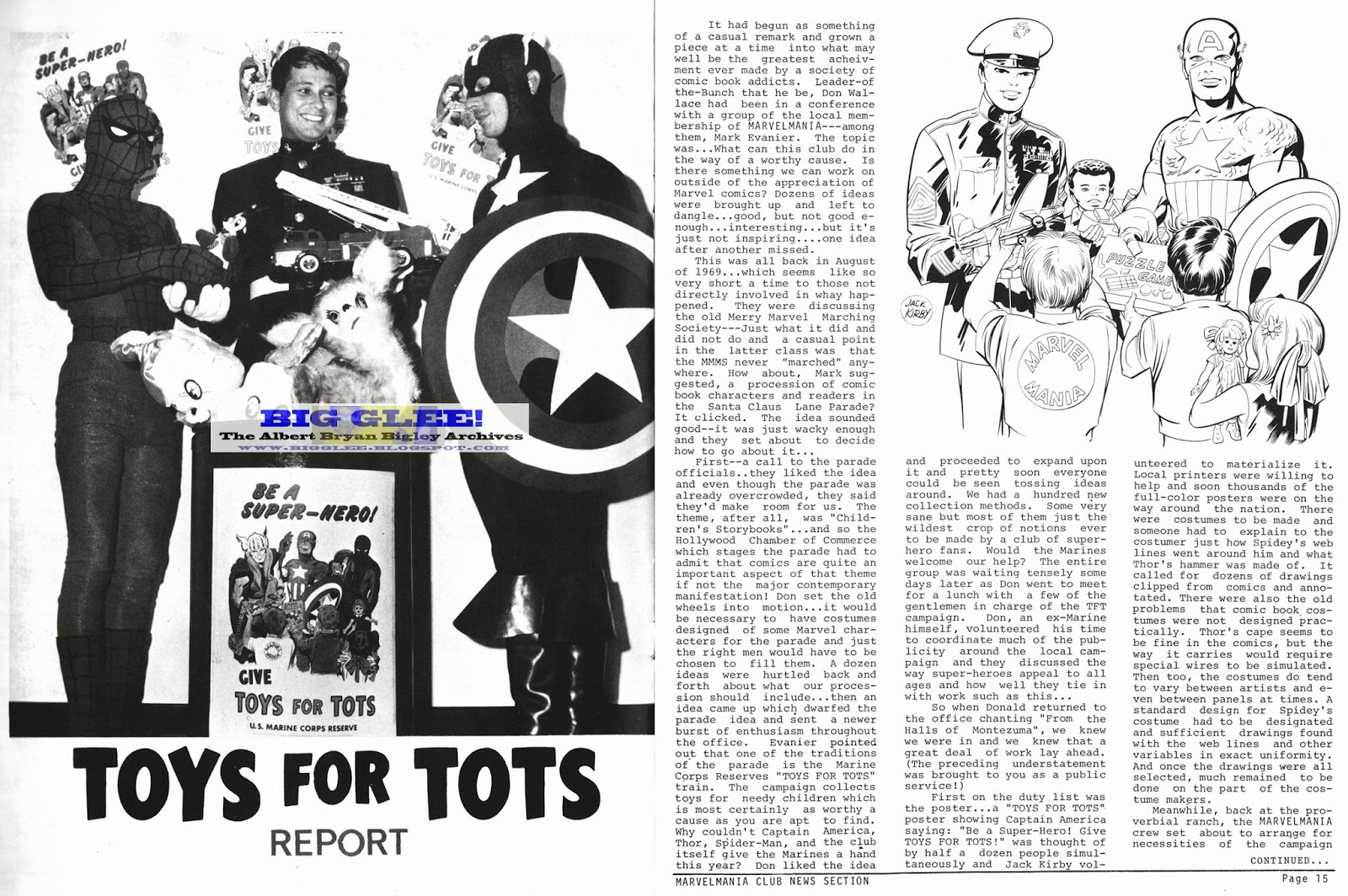 Black And White Toys For Tots : Big glee the albert bryan bigley archives