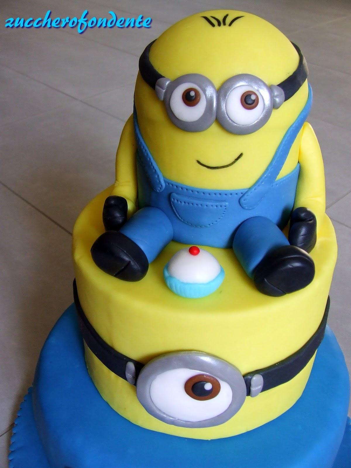Fabuleux Torta Minionssempre più grande!!! LT91