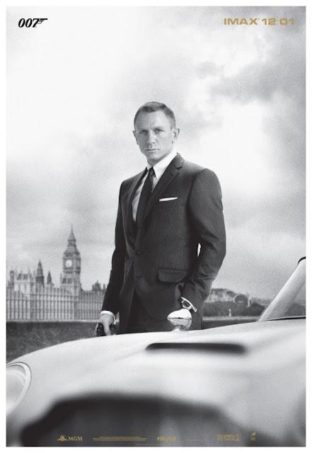 skyfall, james bond, 007