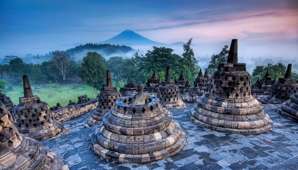 borobudur photogtaphy landscape and art photo consept and tempel photography architectural temple