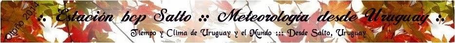 :: Estación bcp Salto ::  Meteorología desde Uruguay