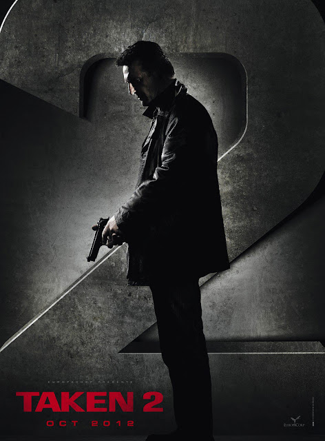 Taken 2 Movie 2012 Poster HD Wallpaper