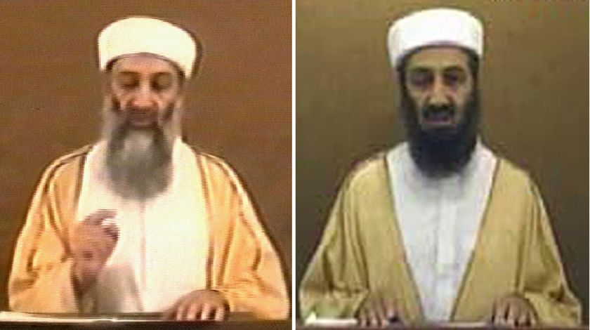but osama bin laden was. We#39;re not tracking you ut
