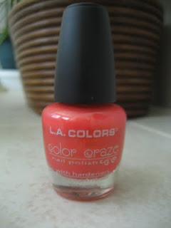 L.A. Colors- Magnetic Force