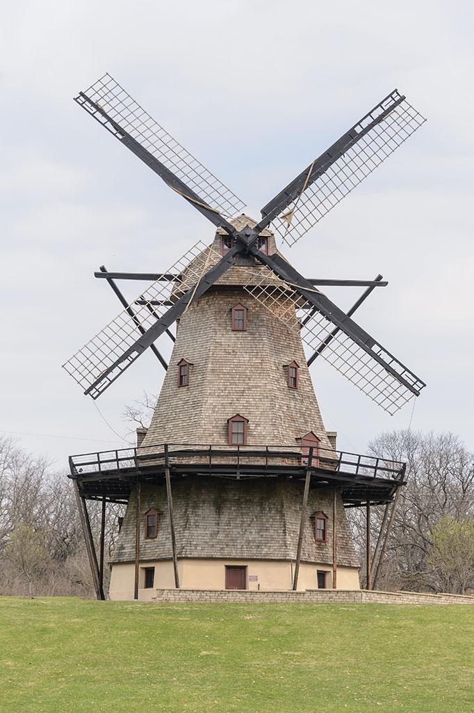 Fabyan Windmill