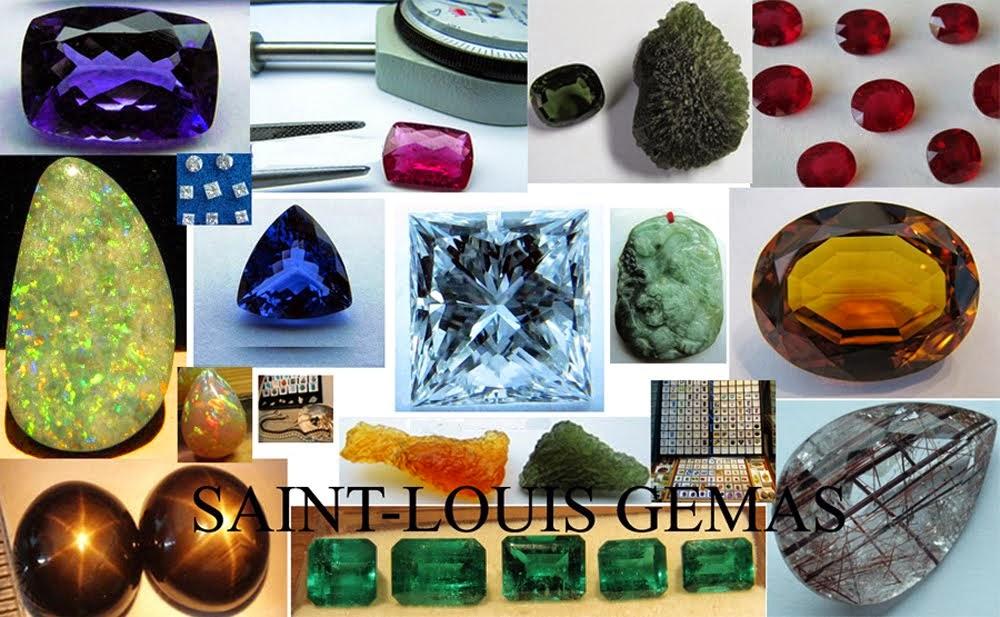 Saint-Louis Gemas y Minerales - Blog de Gemología -