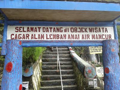 Minang Rancak – Pesona Air Terjun Lembah Anai