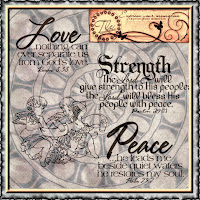 Love, Strength Peace
