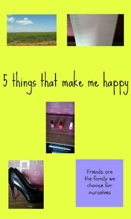 5 things that make me happy