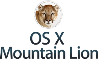 Mac Mountain Lion iOS