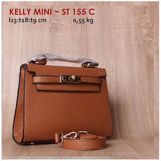 Jual Online Tas Kerja Wanita Harga Murah Meriah - Kelly Mini ST 155