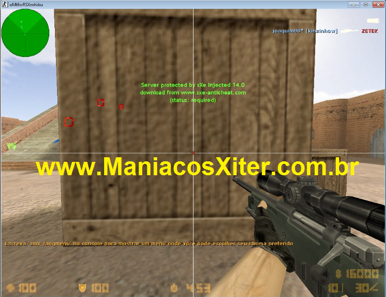 Inexinferis SXE 14.0 Fix All, Lambert, No smoke, Wall Hack