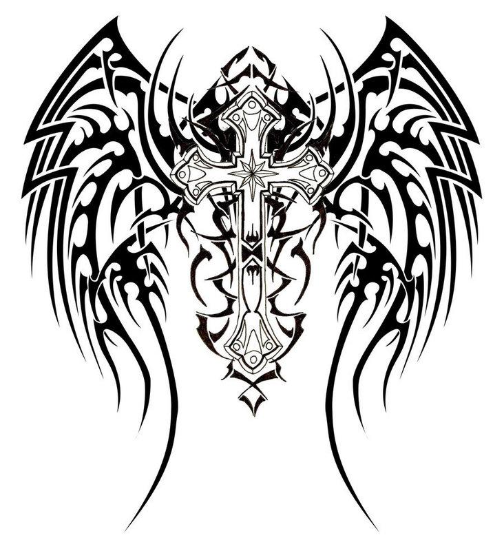 tattoos writing designs for men