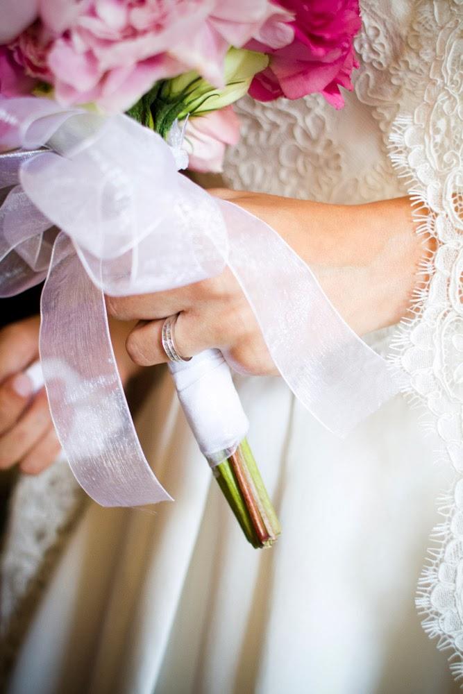 Ramos de flores novia