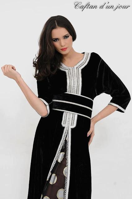 Caftan Marocain Haute Couture : Vente Location Caftan marocain