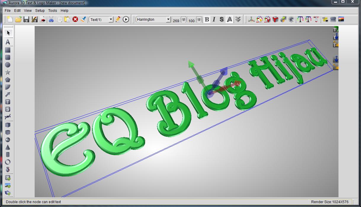 Aurora 3d Text Logo Maker V130625 Serial Free Download