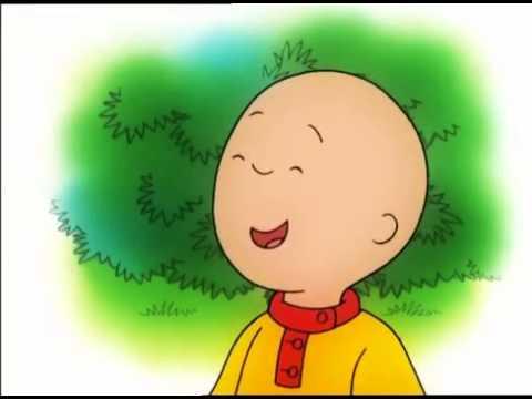 Ver dibujos animados gratis caillou dvd2 espa ol for Aeiou el jardin de clarilu