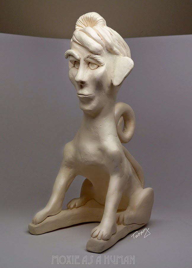 Original Ceramic Sculpture Catherine Twomey