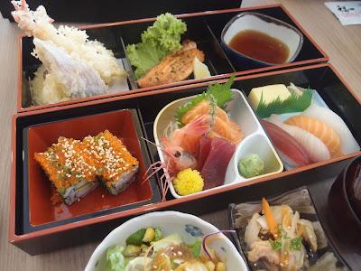 Fukuichi Indulgence Teishoku