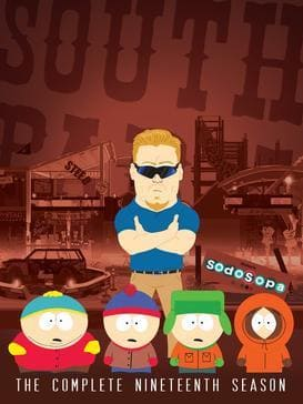South Park - 19ª Temporada Desenhos Torrent Download onde eu baixo