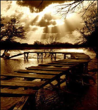 seguir em frente,caminho,ponte,luz do sol