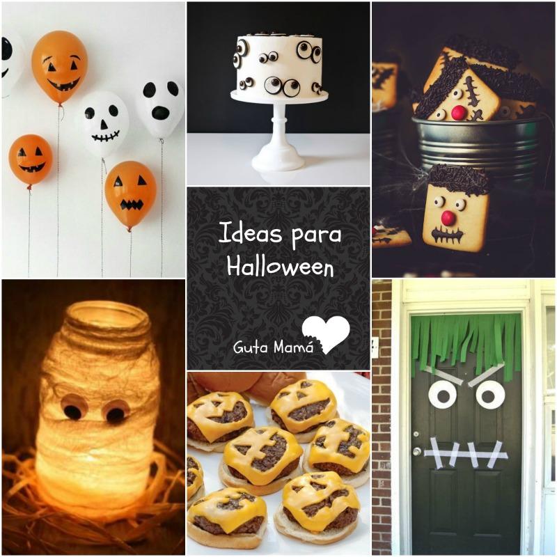 Diy faciles cocinar en casa es - Ideas para fiesta de halloween ...