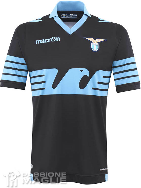 Lazio 15-16 Kits Released - Footy Headlines