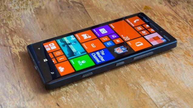 Lumia 930 có thể bán tại Việt Nam vào tháng 6 tới