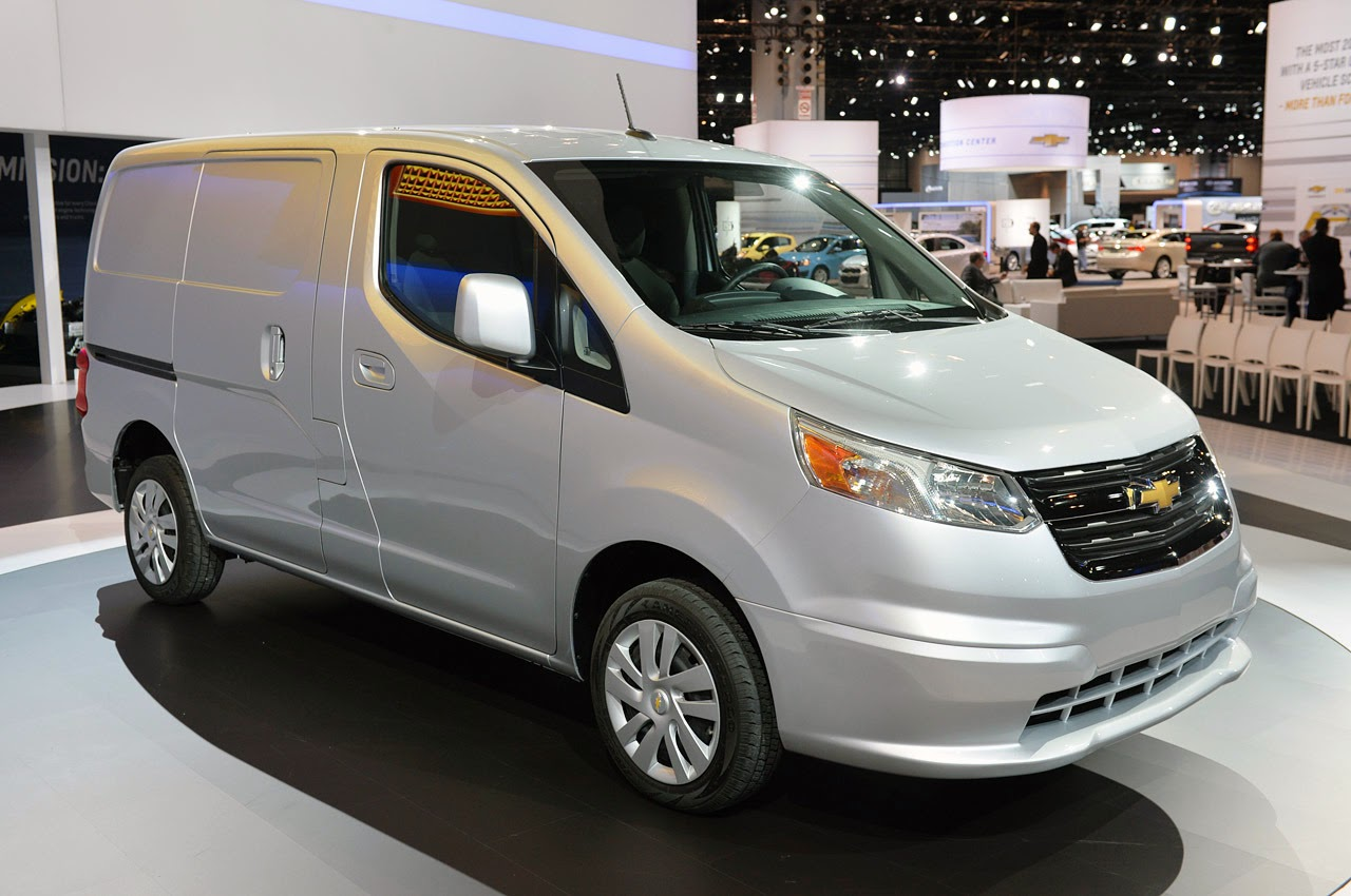Fords Just Updated Transit Connect The TC Is Clearly Incumbant Having Pretty Much Defined Segment In North America When It Launched Mid 2009