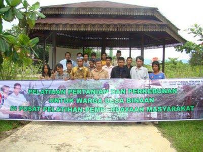 PT ITP Gelar Pelatihan Pertanian