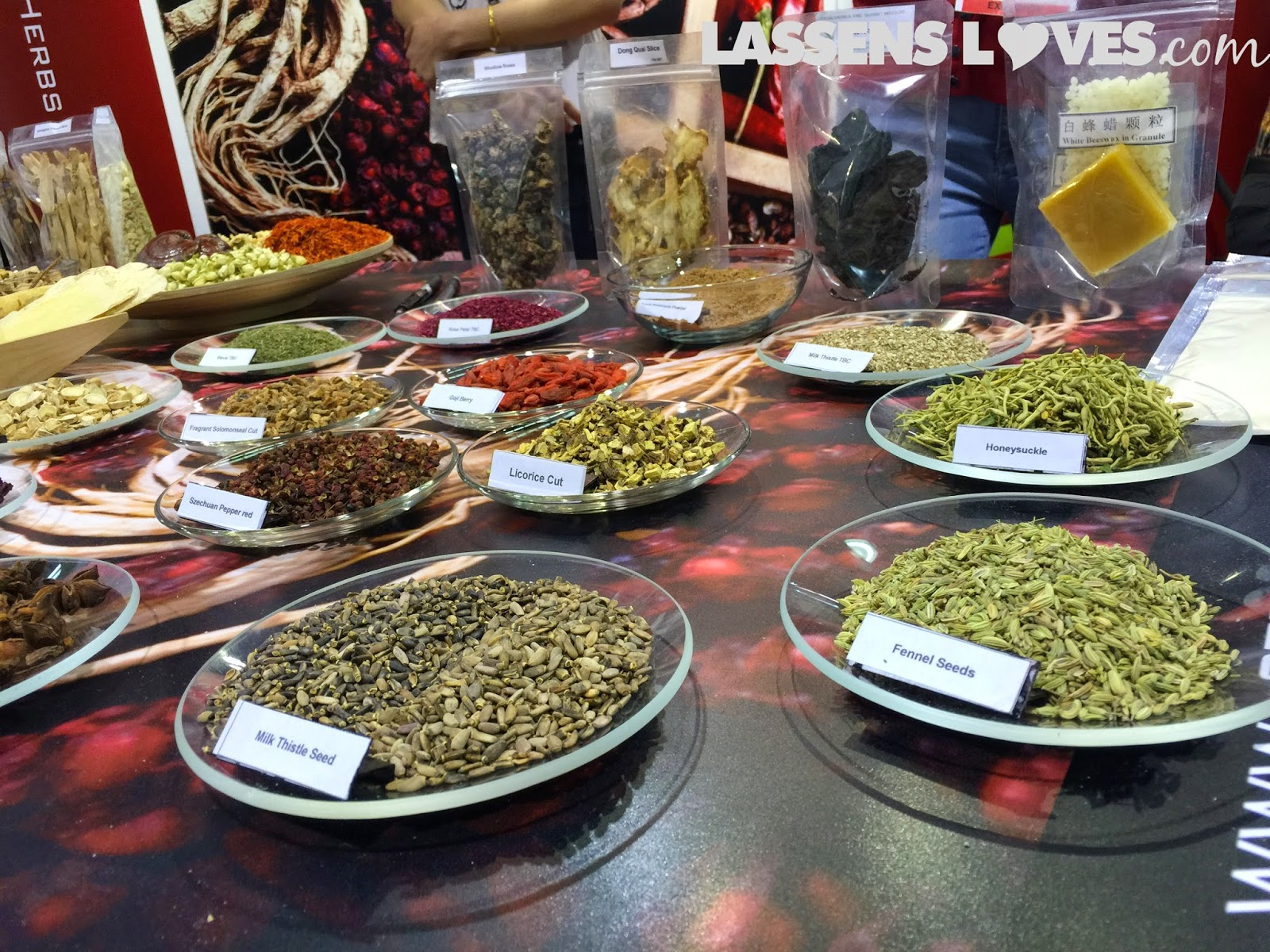 Expo+West+2015, Natural+Foods+Show, New+Natural+Products, herb+display