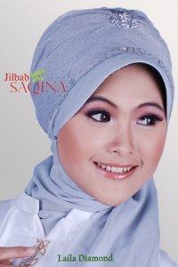 Saqina Laila Diamond - Abu Muda (Toko Jilbab dan Busana Muslimah Terbaru)