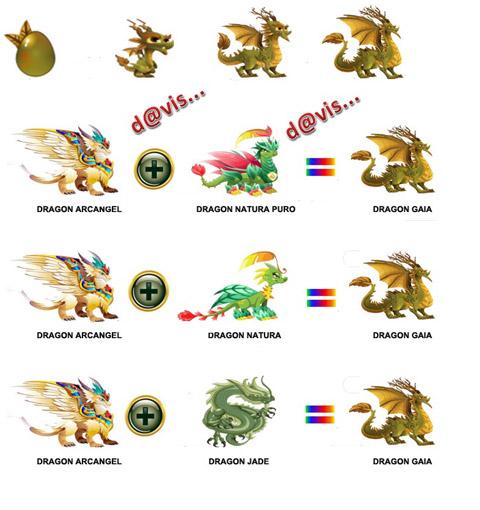 Como obtener Dragón Gaia