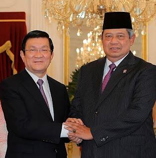Inilah Kesepakatan Indonesia dengan Vietnam