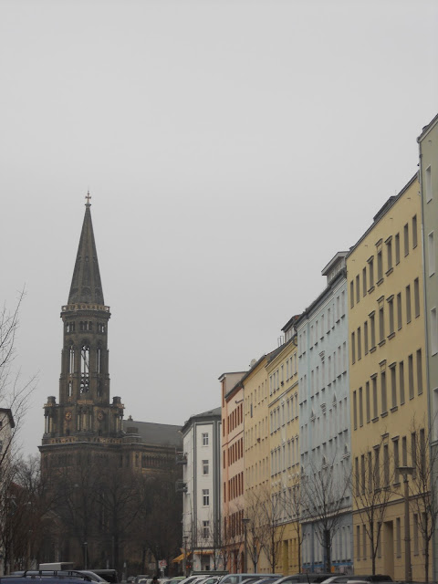 church Prenlauerberg
