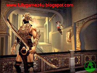 Download Free Prince Of Persia The Two Thrones Game For PC