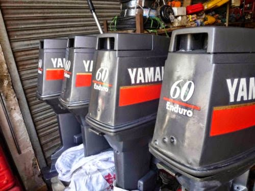 Used Yamaha Outboard Motor How To Inspect And Buy