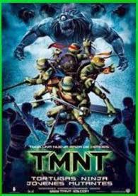 Las Tortugas Ninja Jovenes Mutantes | DVDRip Latino HD Mega 1 Link