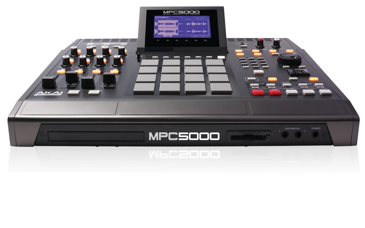 mpc machine