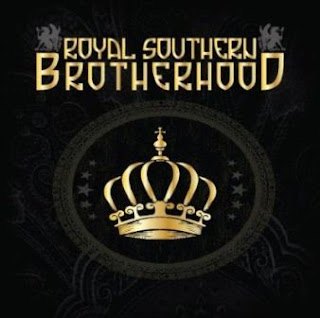 Royal Southern Brotherhood - Royal Southern Brotherhood 2012