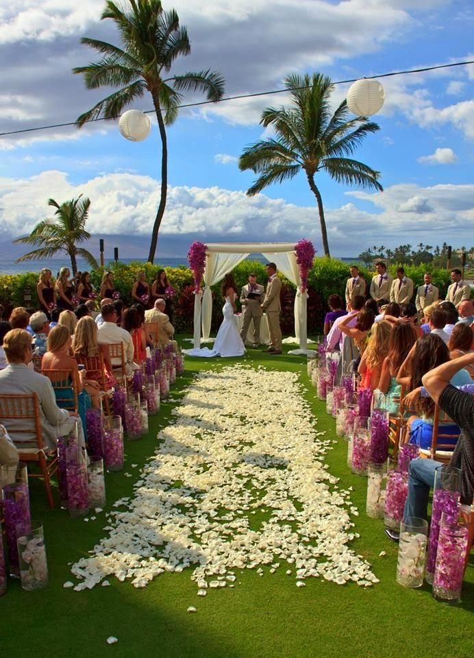 Memorable wedding destination weddings the top 8 for Maui wedding locations