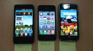 LG Optimus 2X aka Star SU660 Android phone announced in South Korea 2