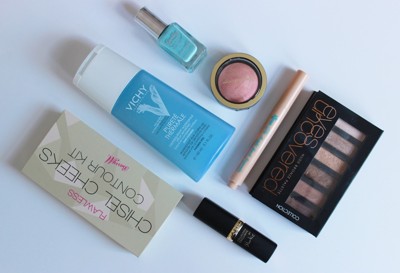 high street beauty favourites