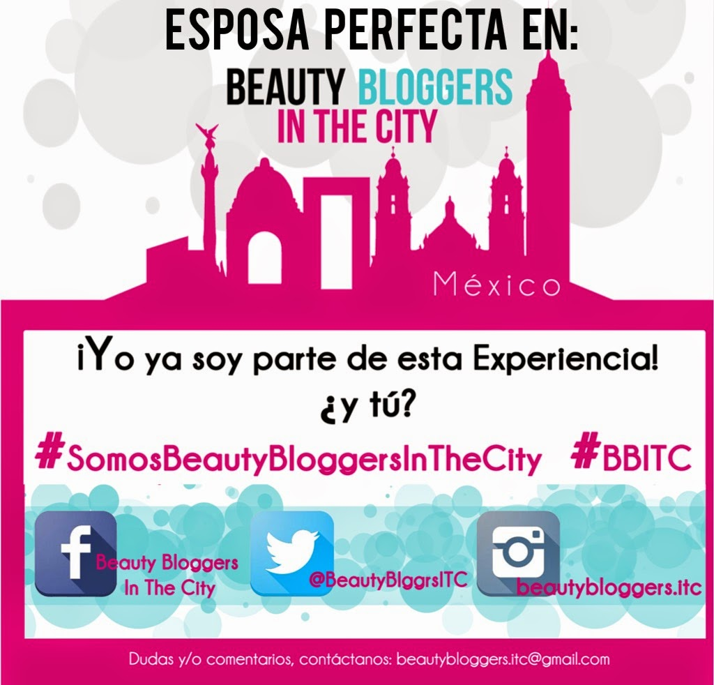 Beauty bloggers in the city