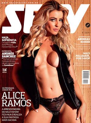 Download Sexy: Alice Ramos – Junho 2015