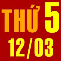 Tử vi 12/3/2015 Thứ Năm - 12 Cung Hoàng Đạo hôm nay