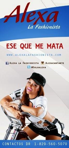 ALEXA LA FASHIONISTA